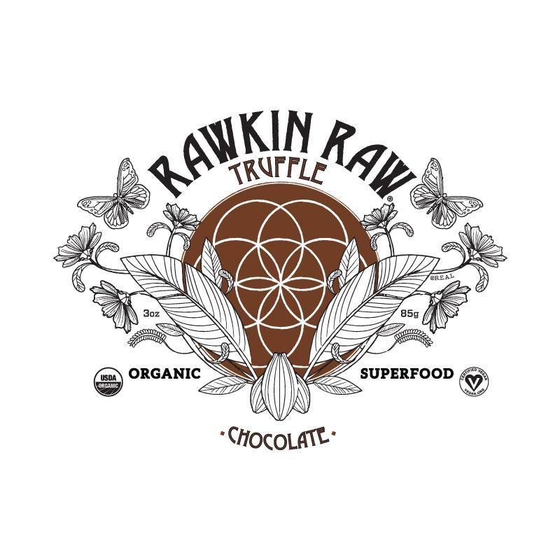 Organic Chocolate Truffle